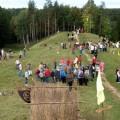 Jaunųjų amatininkų diena ant Šeimyniškėlių piliakalnio.